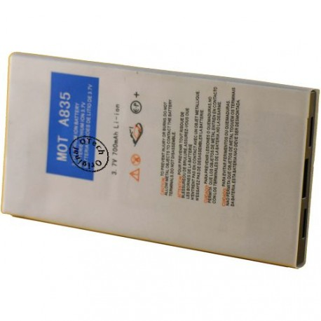 Batterie pour MOTOROLA A835 / A925 3.6V Li-Ion 700mAh