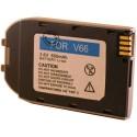 Batterie pour MOTOROLA V66 slim 3.6V Li-Ion 650mAh