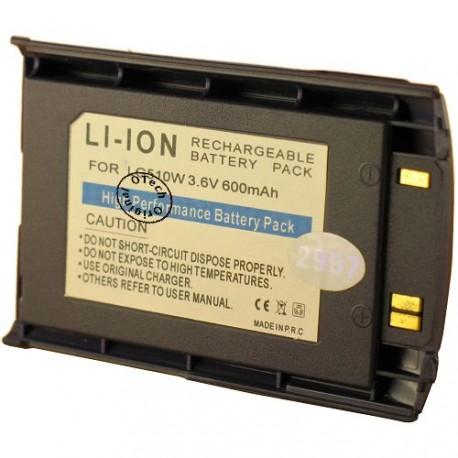 Batterie pour LG 510W blue 3.6V Li-Ion 600mAh