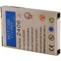 Batterie pour MOTOROLA C350 / C550 3.7V Li-Ion 750mAh