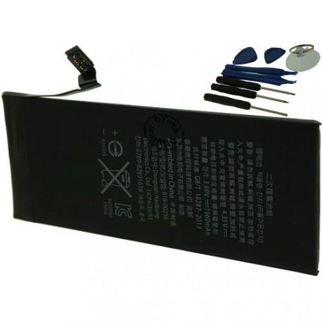 Batterie pour iPhone 7 / 616-00256 3.8V Li-Ion 1960mAh avec 8 outils