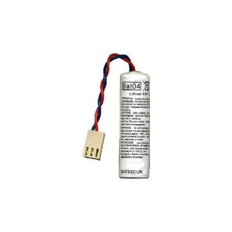 Pile Alarme BATLI04 R6 3,6V 2,4Ah