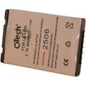 Batterie pour LG T5100 / BSL-42G 3.7V Li-Ion 750mAh