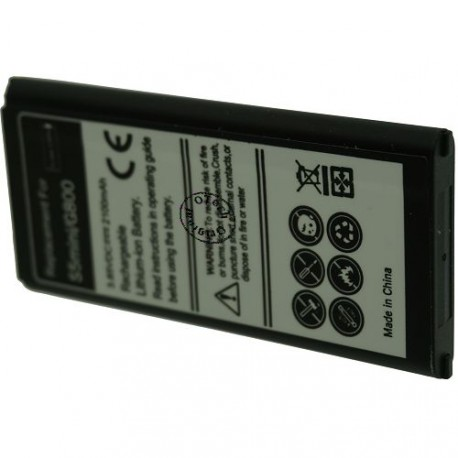 Batterie pour SAMSUNG S5 mini 3.85V 2100mAh