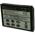 Batterie pour HTC G16 3.7V Li-Ion 1250mAh