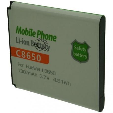 Batterie pour HUAWEI C8650 3.7V Li-Ion 1300mAh