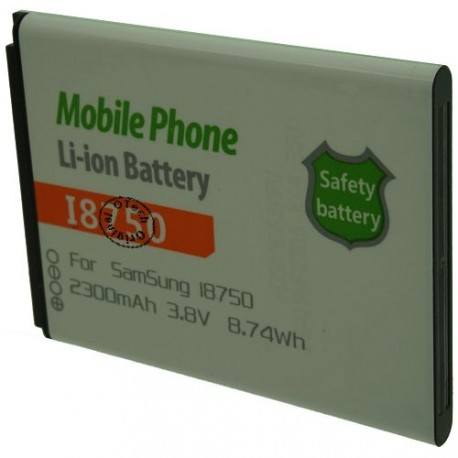 Batterie pour SAMSUNG I8750 3.7V Li-Ion 2300mAh