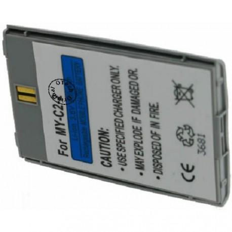Batterie pour SAGEM MYC2-2 silver 3.6V Li-Ion 950mAh