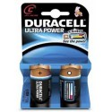 2 Piles LR14 C 1.5V ULTRA POWER DURACELL