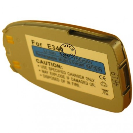 Batterie pour SAMSUNG E340 3.6V Li-Ion 750mAh