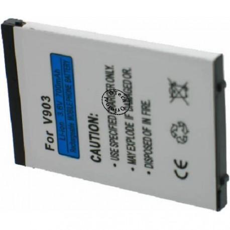 Batterie pour SHARP V903 / V703 3.6V Li-Ion 700mAh
