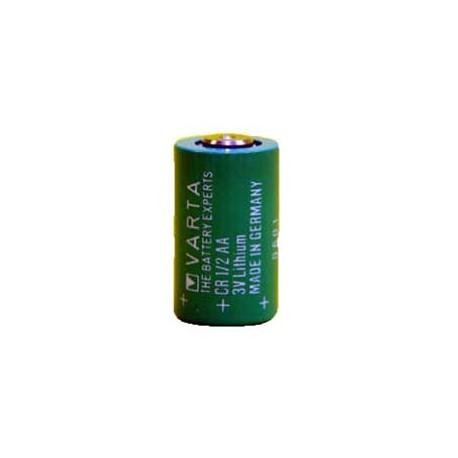 Pile CR1/2AA 3V Lithium VARTA