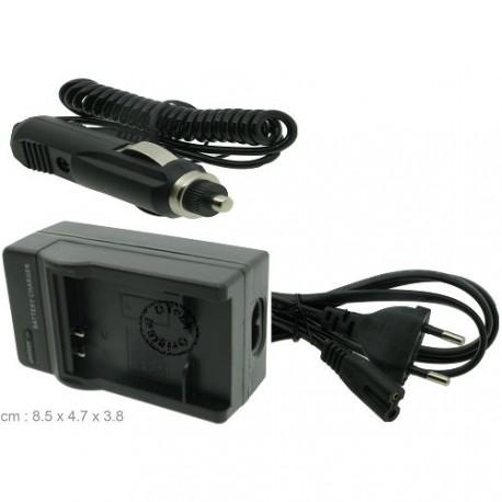 Chargeur pour batterie NIKON BK1 / 50B / 70B / 90B / CNP-150
