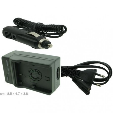 Chargeur pour batterie CANON BP-511 / BP511A