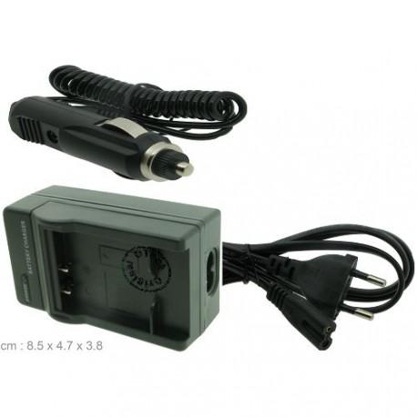 Chargeur pour batterie KODAK 7001 / 7004 / FNP50