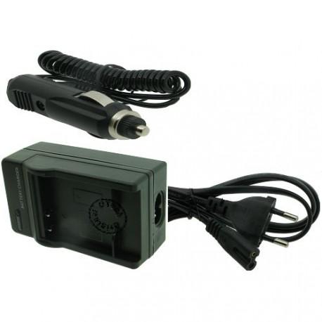 Chargeur pour batterie PANASONIC BCF10 / FUJ NP48 / BCK7E