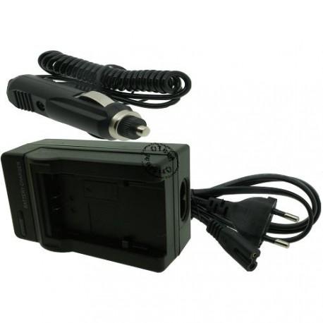 Chargeur pour pour batterie JVC VG121