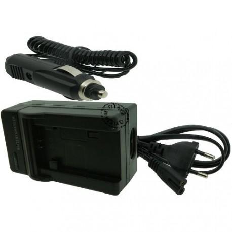 Chargeur pour pour batterie CANON BP-727