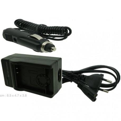 Chargeur pour batterie CANON NB 10L