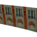 Pile Vinnic CR1025 3V Lithium