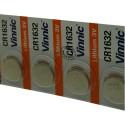 Pile Vinnic CR1632 3V Lithium