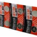 Pile Maxell LR1130 / 189 / V10GA / LR54 / 189 / RW89