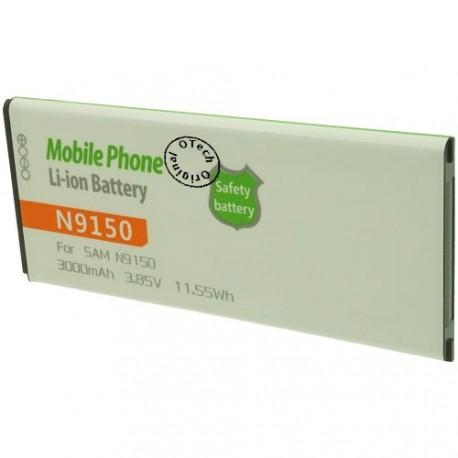 Batterie pour SAMSUNG N9150 3.7V Li-Ion 3000mAh