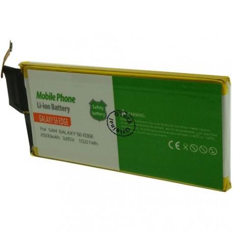 Batterie pour SAMSUNG GALAXY S6 EDGE 3.85V 2600mAh
