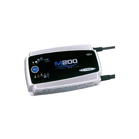 Chargeur pour batteries auto CTEK M200 12V 15000mA