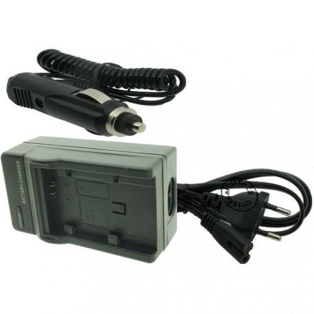 Chargeur pour pour batterie CANON BP-808