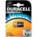 Pile photo CR123 3V Lithium DURACELL M3