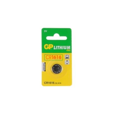 Pile bouton CR1616 Lithium