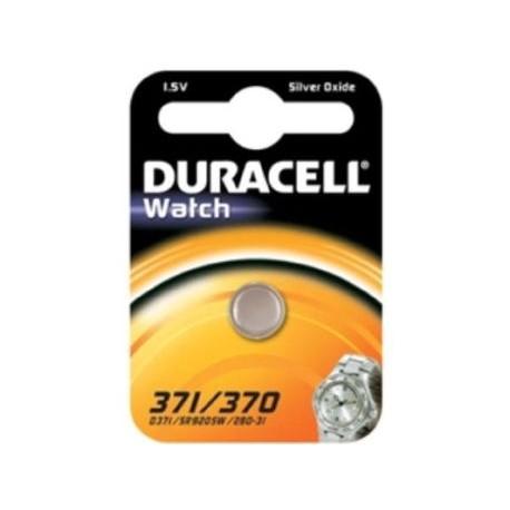 Pile SR69 371 370 Oxyde d'argent DURACELL