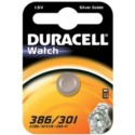 Pile SR54 389 390 Oxyde d'argent equiv AG10 DURACELL