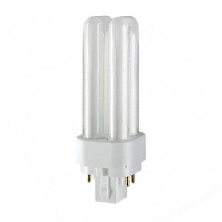 Ampoule fluocompacte D/E G24Q 26W Sylvania