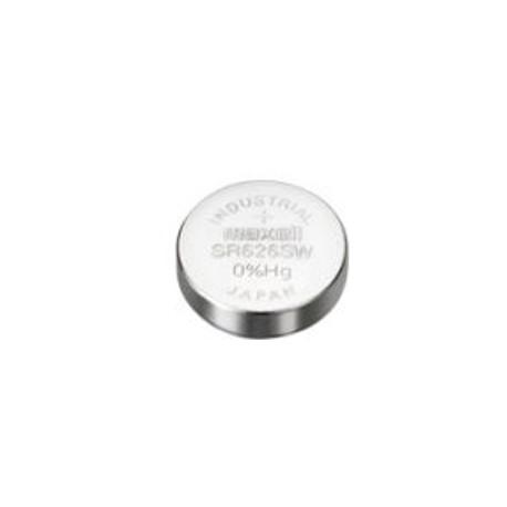 1 pile bouton - SR621W - Oxyde d'argent MAXELL SR 6mm - pile 1,55V - 363