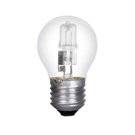 Lampe halogène classic eco sphérique 42W E27