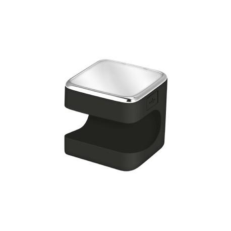 Lampe de poche luminaire USB CUBY Noir