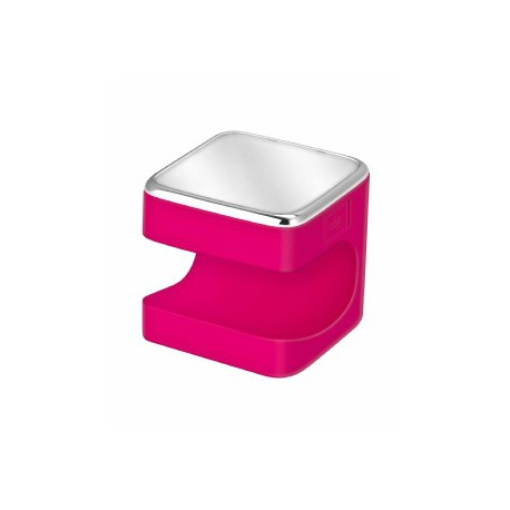 Lampe de poche luminaire USB CUBY Rose
