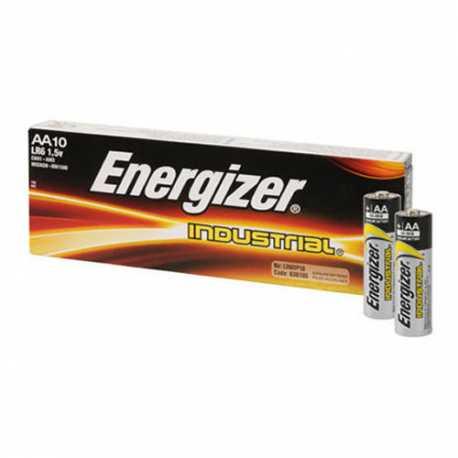 Boite de 10 piles AA LR6 Energizer