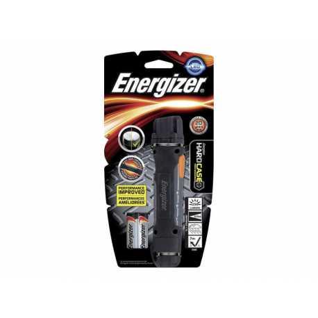 Lampe torche LED EnergizerHardCase 300lm avec 2xAA