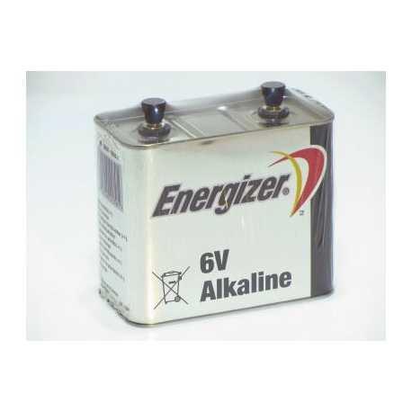 Pile 4LR25 2 LR820 Energizer 6V Alcaline