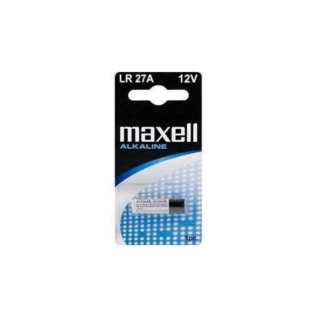 Pile 12V 27A LR27 MN27 Alcaline MAXELL