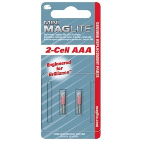 Ampoule pour MAGLITE micromag blister de 2