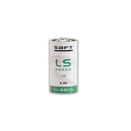 Pile LS26500 C 3,6V Lithium SAFT