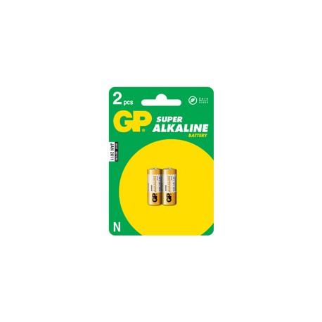 2 Piles LR1 N MN9100 Alcaline 1.5V GP