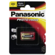 Pile Photo CR2 Lithium 3V Panasonic