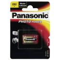 Pile Photo CR2 Lithium 3V Panasonic