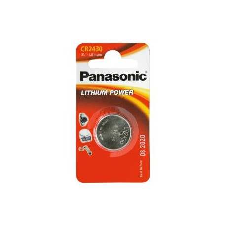 Pile CR2430 3V PANASONIC