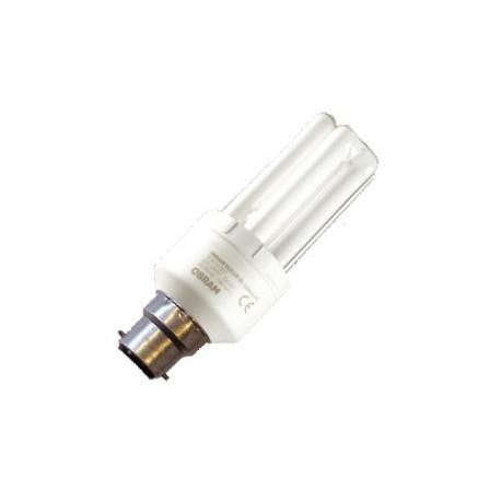 Ampoule Eco DULUX SUPERSTAR B22 8W 10000h